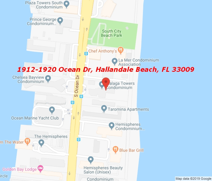1912 Ocean Dr #PH1, Hallandale, Florida, 33009